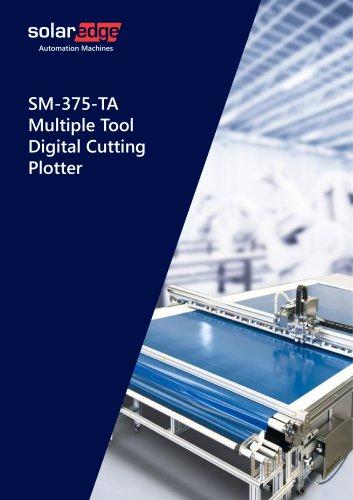 Multiple Tool Digital Cutting Plotter - SM375 series