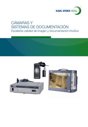 CÁMARAS Y SISTEMAS DE DOCUMENTACIÓN