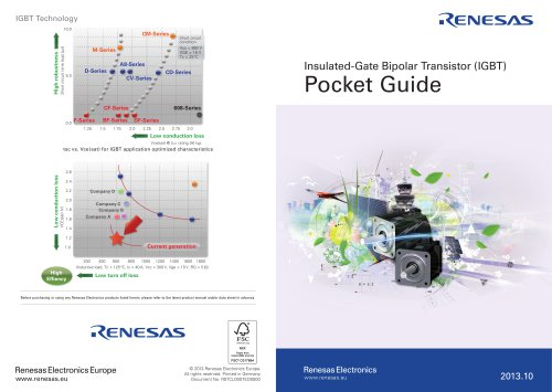 Insulated-Gate Bipolar Transistor (IGBT) Pocket Guide