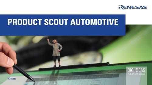 Product Scout Automotive