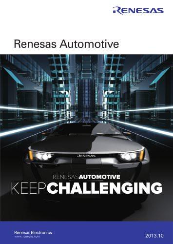 Renesas Automotive Digest Autumn 2013