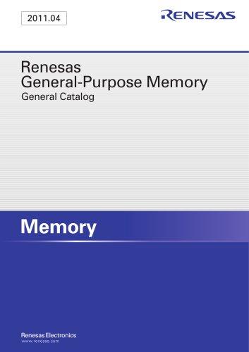 Renesas General-Purpose Memory