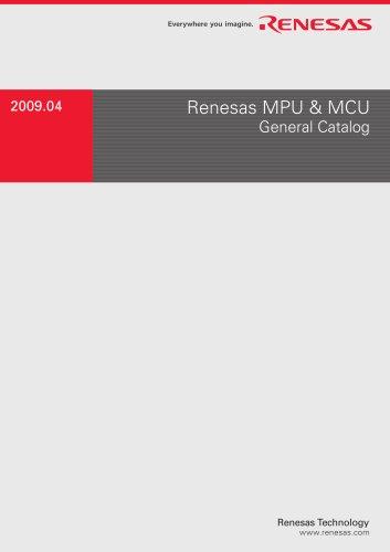Renesas MPU & MCU General Catalog