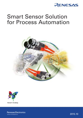 Smart Sensor Solution for Process Automation
