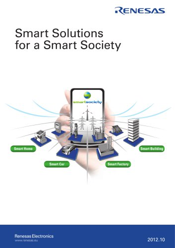 Smart Solutions for a Smart Society