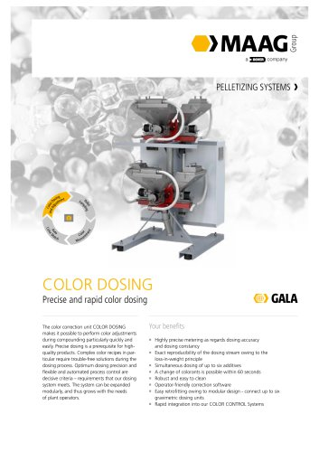 Color Dosing