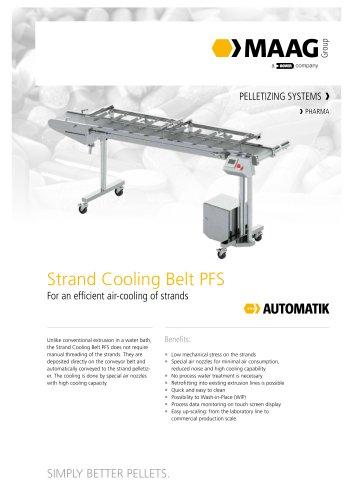 Strang-Kühlband PFS Brochure en