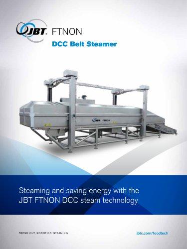 DCC Belt Steamer