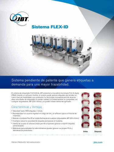 Sistema FLEX-ID