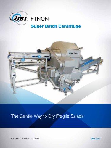 Super Batch Centrifuge