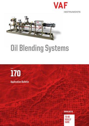 Oil Blending Systems