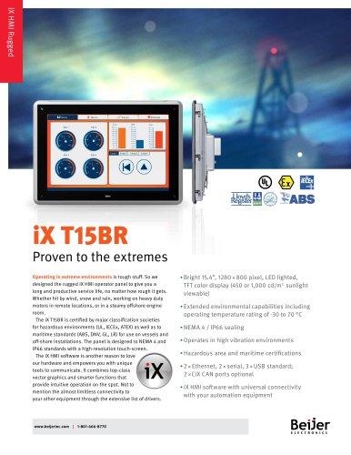 iX T15BR