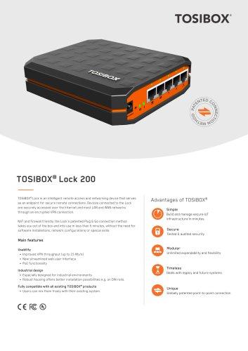 TOSIBOX® Lock 200