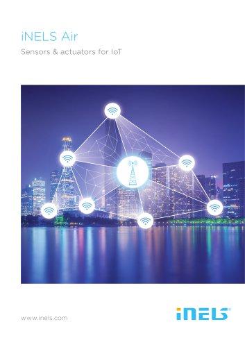 iNELS Air Sensors & actuators for IoT