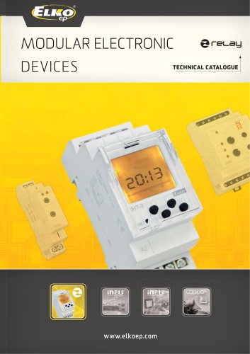 Modular electronic devices