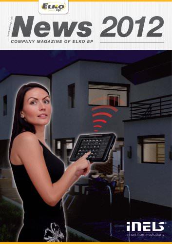 NEWS 2012 - Company magazine of ELKO EP