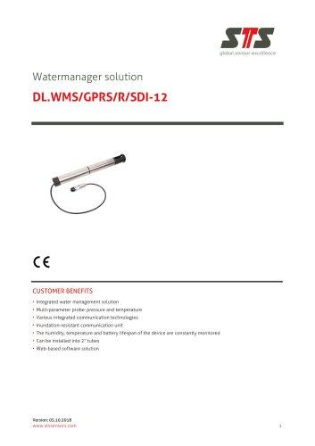 DL.WMS/GPRS/R/SDI-12