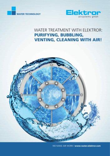Broschüre Wassertechnik