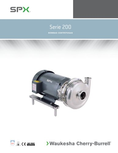 FH-1702 - 200 Centrifugal Pump