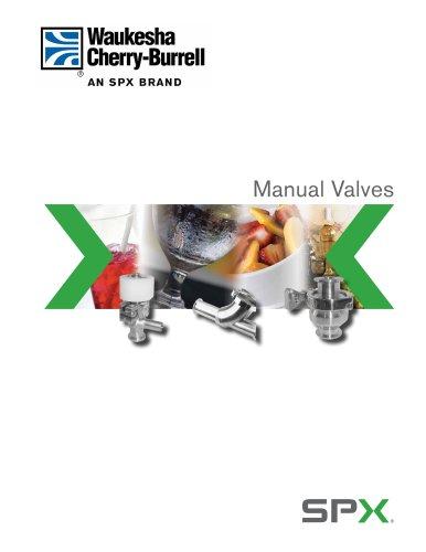 Manual Valves (WCB-1858)