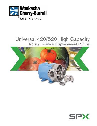 Universal 420/520 High Capacity