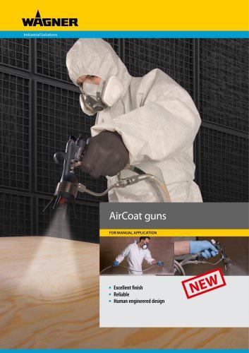 AirCoat guns