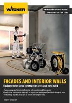 Facades and interior walls