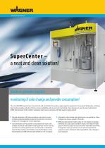 SuperCenter, a neat and clean solution!