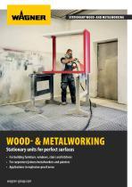 WOOD- & METALWORKING