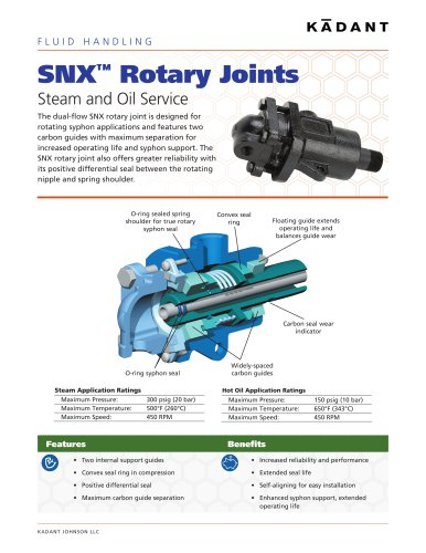 SNX Rotary Joint