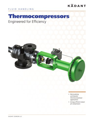 Thermocompressors