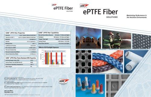 ePTFE Fiber