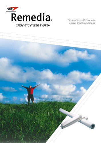 GORE® REMEDIA® Catalytic Filter System Overview