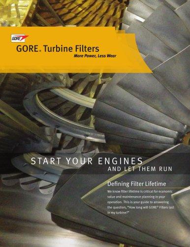 GORE ® Turbine Filters
