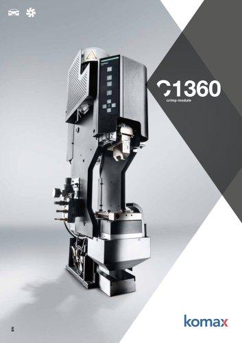 C1360 Crimping module