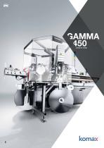 Gamma 450 Crimping machine