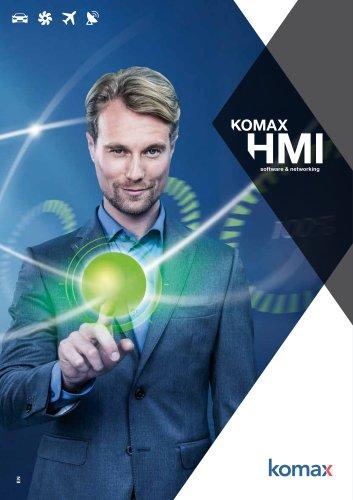 Komax HMI