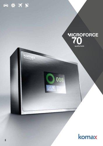 MicroForce 70
