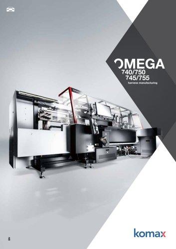 Omega 740 / Omega 750