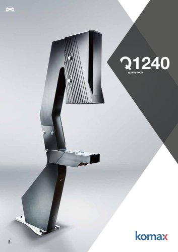 Q1240 Strip monitoring