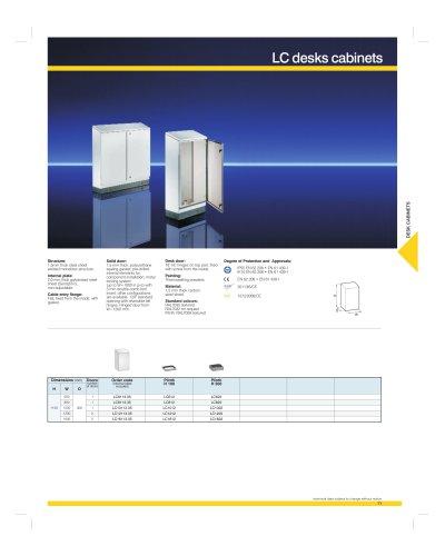 LC desks cabinets
