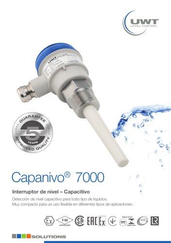 Leaflet Capanivo® CN 7000