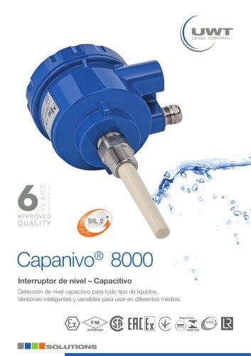 Leaflet Capanivo® CN 8100 spain