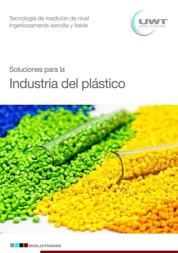 Soluciones para la Industria del plástico