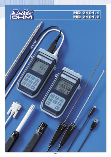 Higrometros HD 2101.1