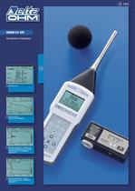 Sonometros -Fonometros  HD 2010 UC