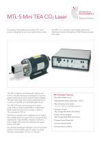 MTL-5 Mini TEA CO2 Laser