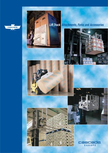 Cascade Corporation Products