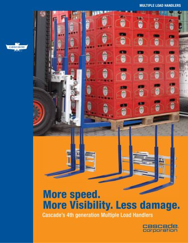 Cascade's 4th generation Multiple Load Handlers