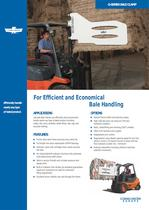G Series Bale Clamps